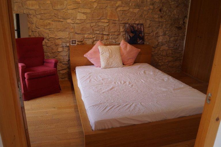 Habitació amb llit doble y sofà