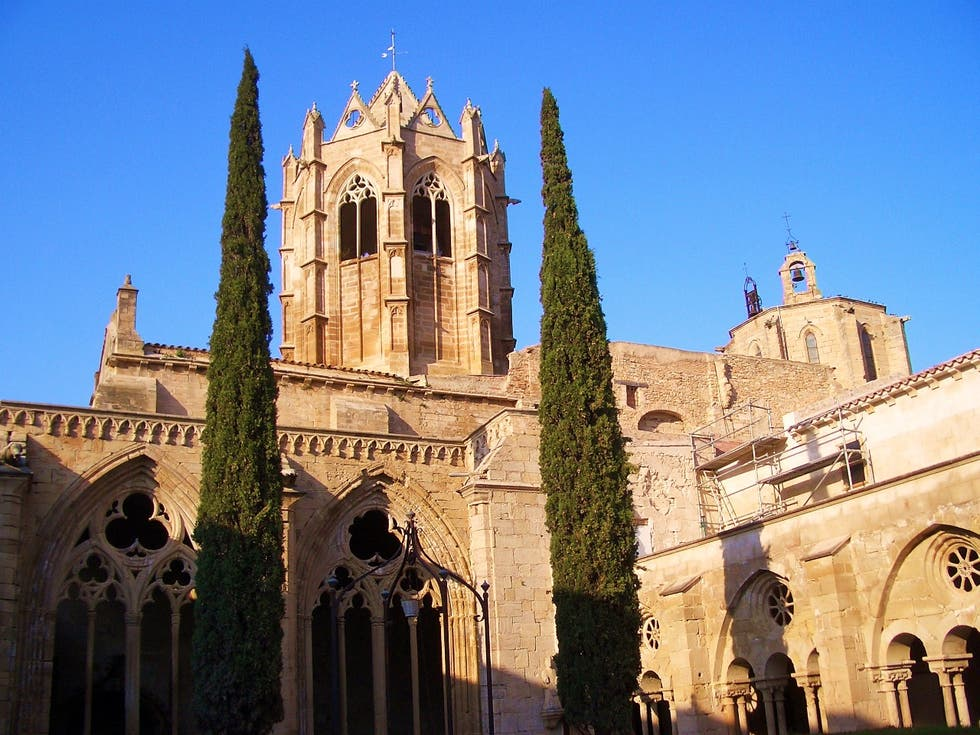 Imagen del monasterio de santa maria de vallbona