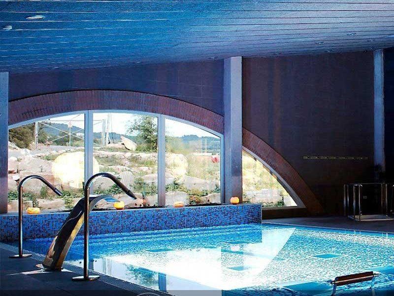 Spa del balneari de Rocallaura
